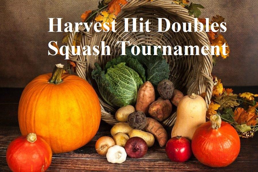 Harvest Hit – Nov 1-3